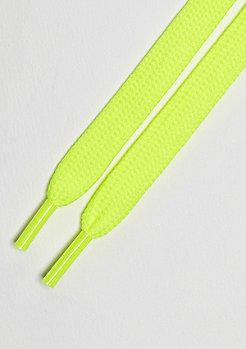 SNIPES Schnürsenkel 140cm neon.gelb