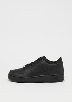 Air Force 1 (GS) black/black
