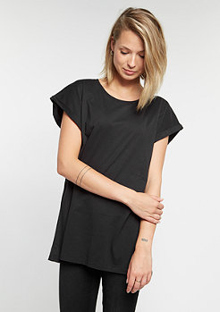 Urban Classics Extended Shoulder black