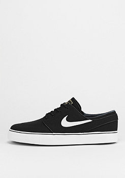 NIKE SB Zoom Stefan Janoski Canvas black/white/gum light brown