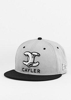 Cayler & Sons Still No. 1 grey suede/black/white
