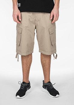 Cargo-Shorts Twill beige