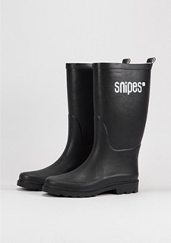 SNIPES Rainboot black