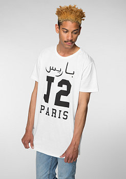 Mister Tee Paris 15 white