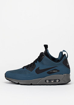 NIKE Air Max 90 Mid blue/black