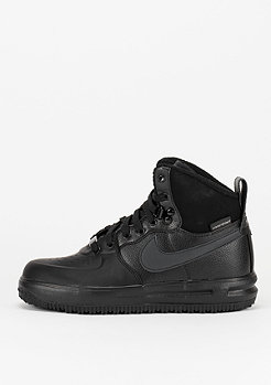 Lunar Force 1 Sneakerboot (GS) black/silver