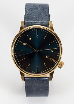 Komono Uhr Winston Regal blue