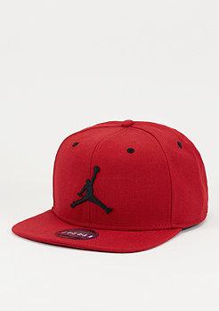JORDAN Snapback-Cap Jumpman gym red/black