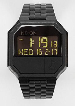 Nixon Klok Re-Run all black