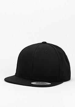 Snapback-Cap Classic black/black