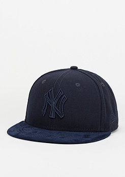 New Era Fitted-Cap Poly Tone MLB New York Yankees official team colour