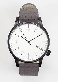 Komono Horloge Winston concrete