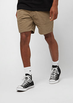 Reell Short chino Flex dark sand