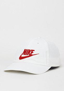 NIKE Heritage 86 Futura white/white/university red