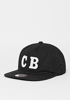 Mitchell & Ness Snapback-Cap Ballpark NBA Chicago Bulls black