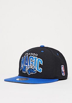 Mitchell & Ness Snapback-Cap Team Arch HWC Orlando Magic black