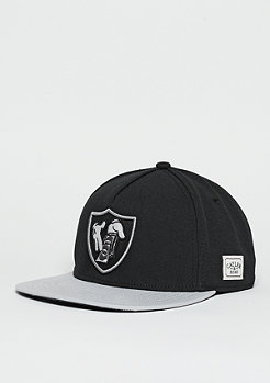 Cayler & Sons Snapback-Cap WL Cap To Blow black/grey