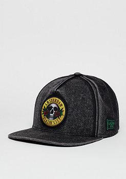 Cayler & Sons Snapback-Cap GL Budz N Skullz black/gold