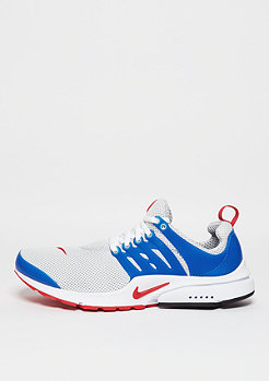 NIKE Laufschuh Air Presto Essential dusty gry/university red/hyper cobalt