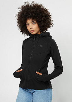 NIKE Tech Fleece FZ Hoodie black/black