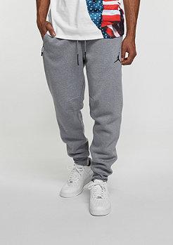 Trainingshose Icon Fleece Cuff Pant cool grey/black