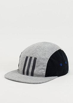 adidas 5-Panel-Cap Moon medium grey heather