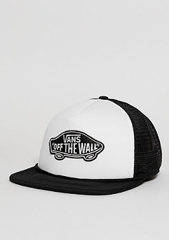VANS Trucker-Cap Classic Patch white/black