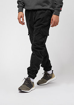 Cargo-Hose Jogging black