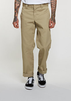 Dickies Chino WP873 Slim Straight Work Pant khaki