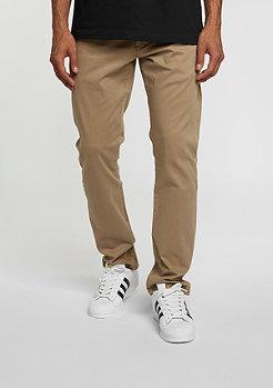 Reell Pantalon chino Flex Tapered Chino dark sand