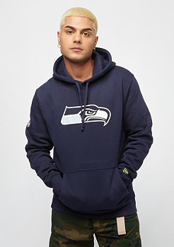 New Era Hooded-Sweatshirt NFL Seattle Seahawks oceanside blue
