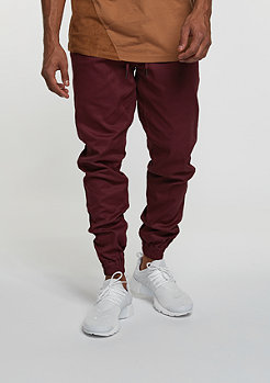 FairPlay Pantalon chino The Runner burgundy