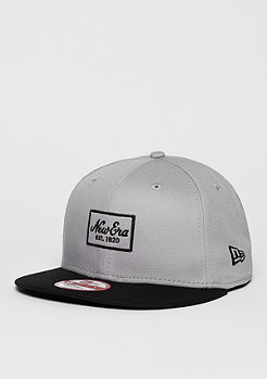 New Era Patched Prime grey/black