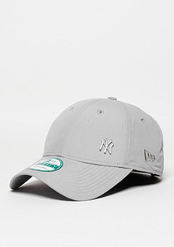 New Era Baseball-Cap 9Forty Flawless MLB New York Yankees grey