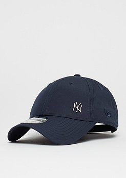 New Era Strapback-Cap 9Forty Flawless MLB New York Yankees black