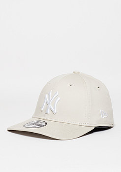 New Era Baseball-Cap 39Thirty League Essential MLB New York Yankees stone