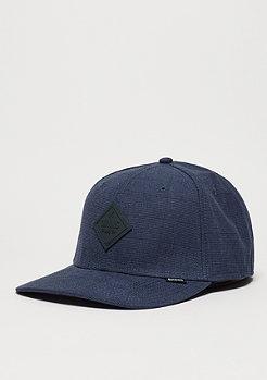 Baseball-Cap 6P FCV Glencheck navy