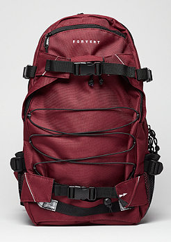 Forvert Rucksack Laptop Louis burgundy