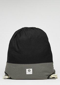 Turnbeutel Peter black/charcoal