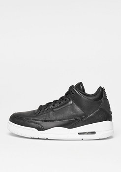 JORDAN Basketballschuh Air Jordan 3 Retro black/black/white
