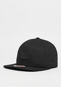 New Era Snapback-Cap Metal Badge black/black