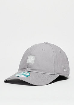 Baseball-Cap Crafted Tonal Patch grey