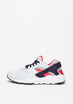 NIKE Laufschuh Air Huarache Run (GS) pure platinum/pure dynasty/emerald