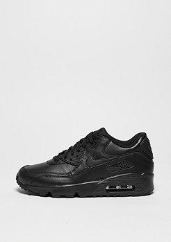 NIKE Air Max 90 Leather (GS) black/black