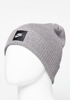 NIKE Beanie Futura carbon heather/black