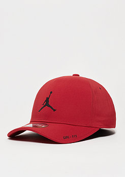 JORDAN Baseball-Cap Classic 99 Hat gym red/reflect black