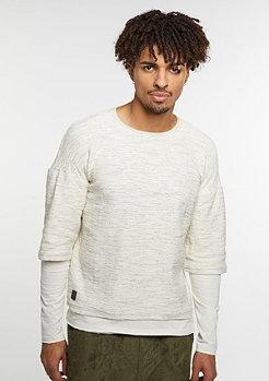 Black Kaviar BK Sweater Keanu Offwhite