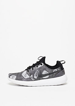 NIKE Schuh Wmns Roshe Two Print black/wolf grey/black/white