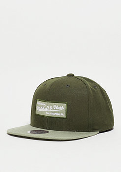 Mitchell & Ness Heather 2 Tone light khaki