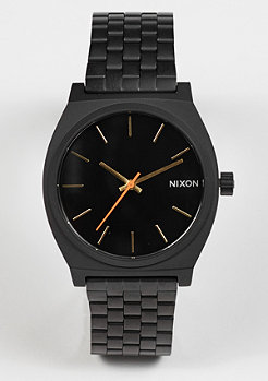 Nixon Time Teller all black/surplus